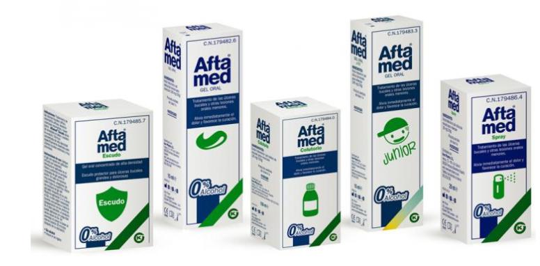 Olvídate De Las Aftas Bucales Kern Pharma