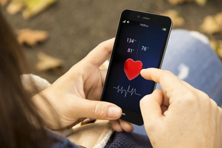 Resultado de imagen para smartphones Cuidar la salud.