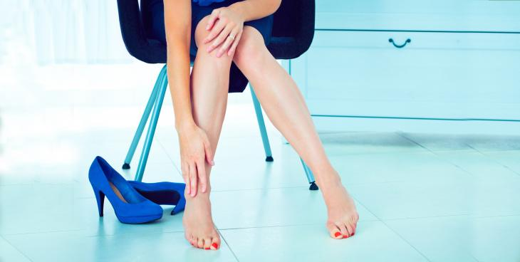 Causar pies? las y en venas tobillos varicosas hinchazón ¿Pueden los