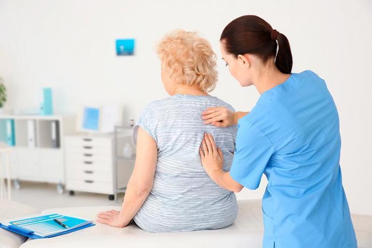 Menu para enfermos de osteoporosis