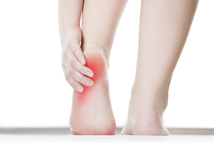 Dolor en los dedos del pie diabetes